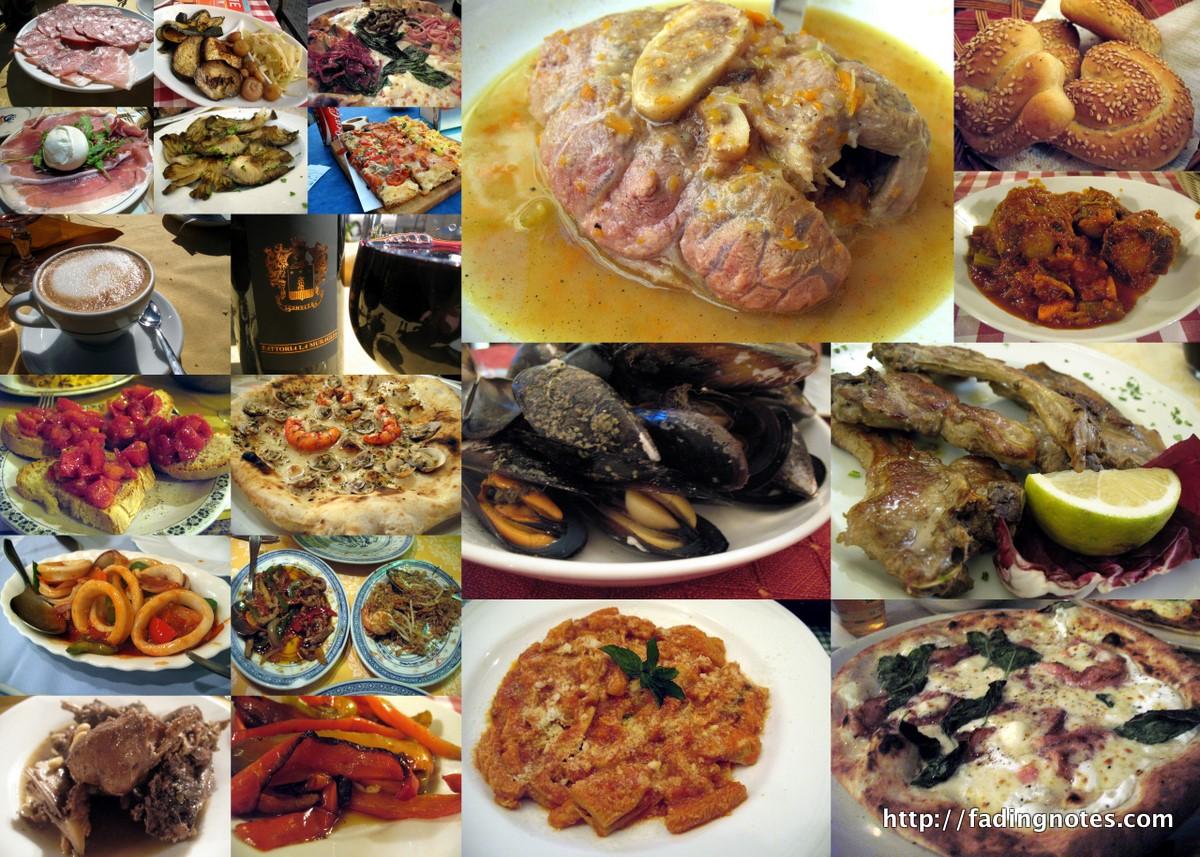 意大利美食